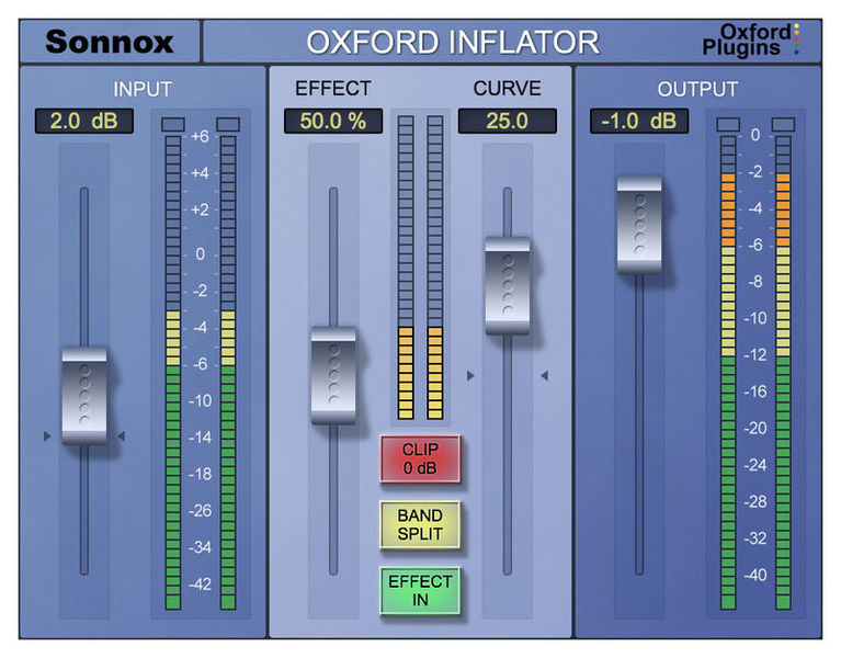 Oxford Inflator 2 UAD