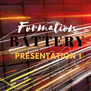 formation Battery Native instruments
