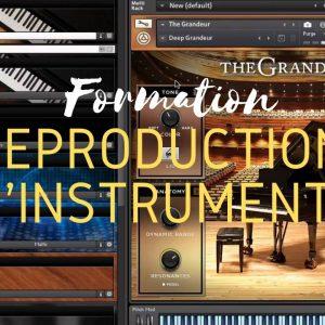 Reproduction d'instruments