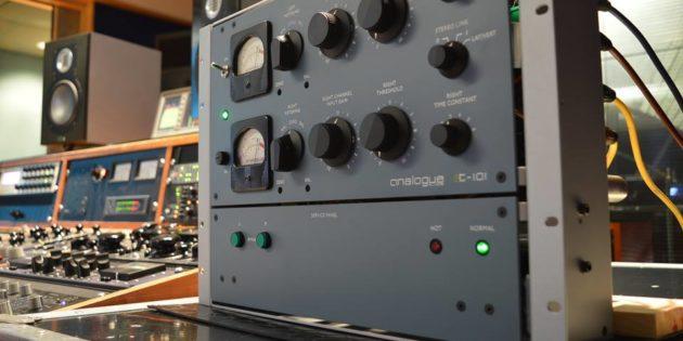 Fairchild 670 Compresseur Limiteur Analogique