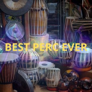 Percussion audio