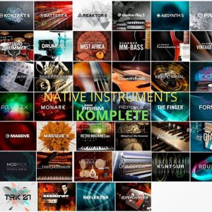 Native Instruments Komplete ALL ACCESS